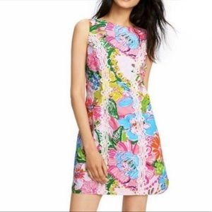 Lilly Pulitzer for Target Shift Mini Dress Size 4
